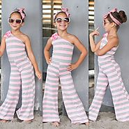 Spring Jumpsuits at Mia Belle Baby — Trend of Summer Season