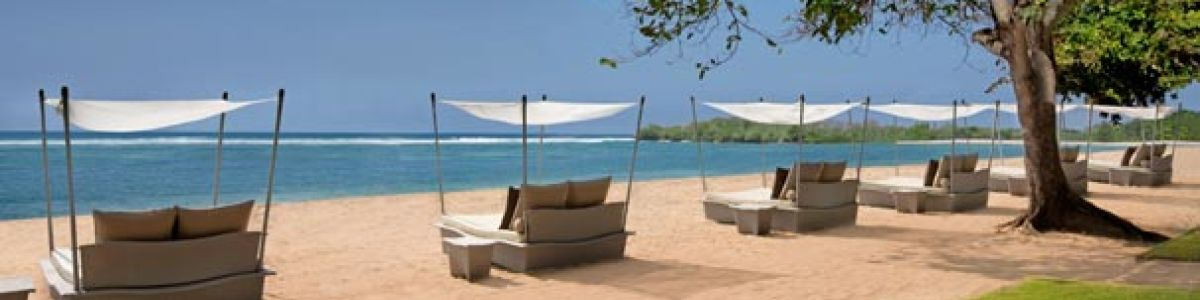 Headline for Nusa Dua Attractions – Get Familiar with the Beach