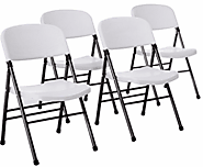 Top 9 Best Folding Chairs in 2017 - Buyer's Guide (December. 2017)
