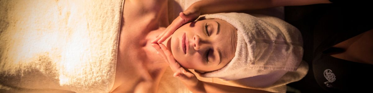 Headline for Types of Spa Treatments - Indulge in Some Well-Deserved Pampering