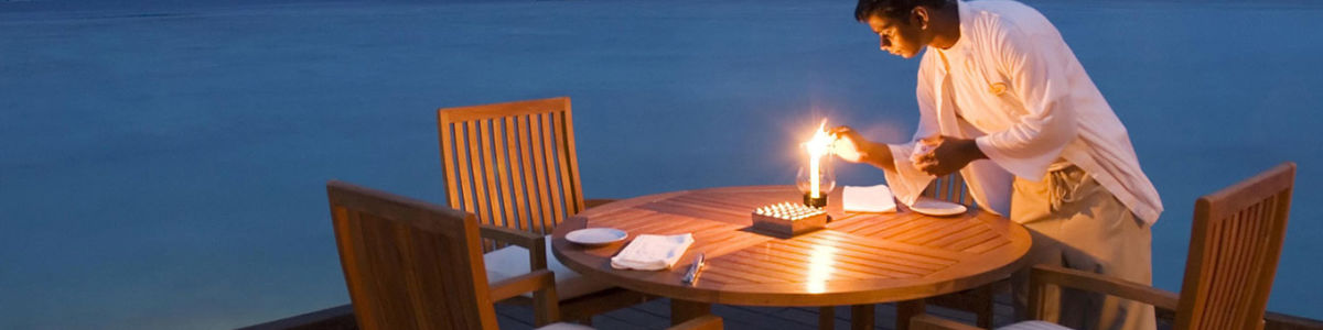 Headline for Why A Holiday In Maldives With Your Partner Is Beneficial For You - Escape to Paradise Together