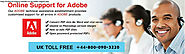 Adobe Phone Number UK +44-800-090-3220 Adobe Contact Number UK