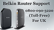 Belkin Support Number UK 0800-090-3220(Toll-Free)