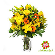 The Florist Hub - 10% Off Same Day Flowers & Gifts Delivery Online
