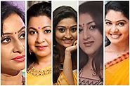 Top 5 Tamil Television Actresses – SreeVaasu – Medium