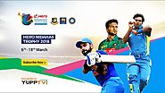 Nidahas Trophy 2018 Live | IND, SL and BAN Tri-Series - Video Dailymotion