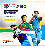Watch Sri Lanka's Battle with Bangladesh in the Third T20 of Nidahas Trophy – Claim Sports