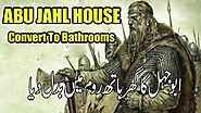 Abu jahl home convert to wash room