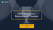 Most Downloaded Free Magento 2 Themes and Extensions In 2017