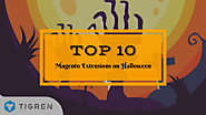 Top 10 Magento Extensions Will Give You Treats On Halloween - Tigren