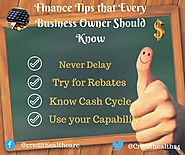4 Financial Tips Every Business Owner Should Know | Credit Healthcare