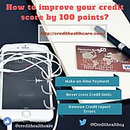 How to Improve Credit Score by 100 Points