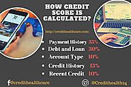 How Credit Score is Calculated? What is Credit Score | Credit Healthcare