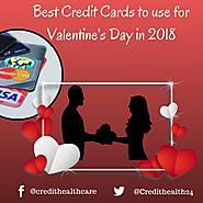 credit cards to celebrate Valentine's Day in 2018 | Credit Healthcare