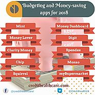 10 Best Budgeting and Money-saving apps for 2018 | Credit Healthcare