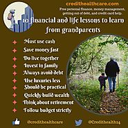 Top 10 financial and life lessons to learn from grandparents | Credit Healthcare