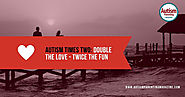 Autism Times Two: Double the Love - Twice the Fun - Autism Parenting Magazine