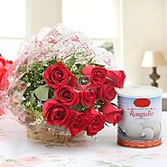 Send Roses Glory Online Same Day Delivery Across India @ Best Price