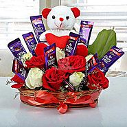 Buy / Send Special Surprise Arrangement Gifts online Same Day & Midnight Delivery across India @ Best Price | OyeGifts