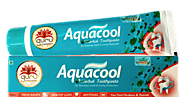 Aquacool Herbal Toothpaste/ best herbal toothpaste for sensitive teeth