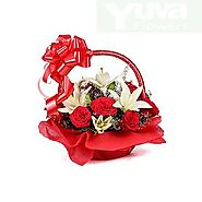 Buy/Send Love In Parcel Online - YuvaFlowers.com