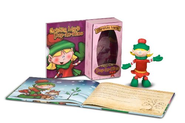 Pop-In-Kins Elf Fun with Christina Marie Bookset