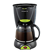 Geyser (Steam) coffee makers