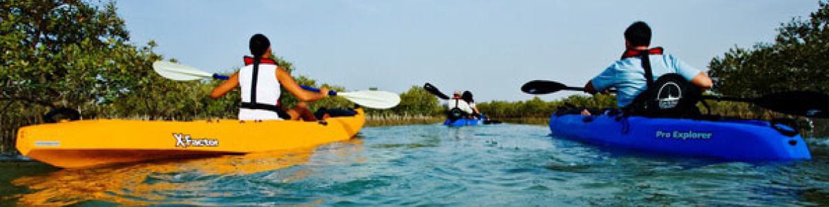 Headline for Water Sports at Sir Bani Yas Island – Desert Wilderness