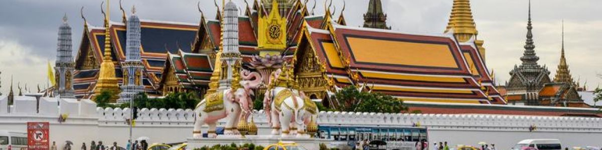 Headline for 5 Must Visit Temples in Bangkok – Entrancing and Mystical Shrines