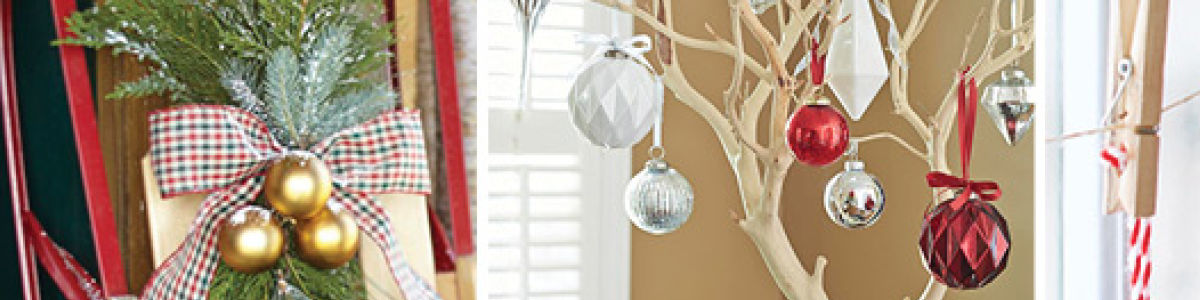 Headline for 6 Simple Christmas Decoration Ideas 2017