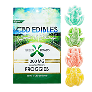 Max Strength CBD Froggies Edibles By All Natural Way