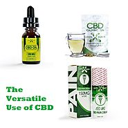 Diverse Use Of CBD