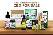 Factors To Consider Before Buying CBD Products