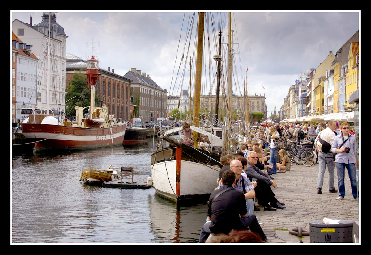 Headline for Copenhagen - attractions to visit.