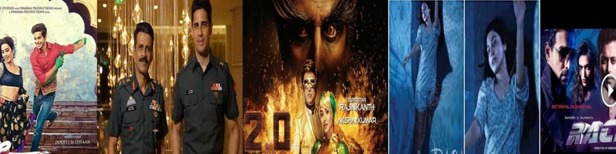 Headline for Top 10 Bollywood Releases to Look forward to in 2018