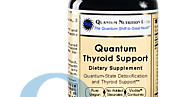 Natural Supplements For Thyroid In CA
