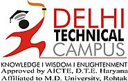 Applied Sciences and Humanities - Delhi Technical Campus |DTC | Affiliated to M.D. University, Rohtak