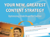 Optimizing SlideShare for Twitter