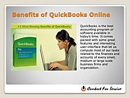 Mind Blowing Benefits of Quickbooks Online