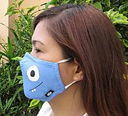 N95 PM 2.5 Filters Facemask - Best Anti-Pollution Mask For Travellers