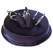 Order/Send Truffle Cake - From Five Star Bakery Online - YuvaFlowers.com