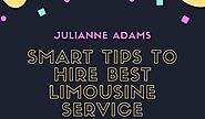Smart Tips to Hire Best Limousine Service
