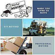 Why moving is Not a DIY Project