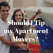 Should I Tip my Apartment Movers?