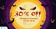 Happy Halloween 2017: 30% Off All Magento Extensions - Tigren