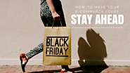 How To Make Magento E-commerce Store Stay Ahead On Black Friday?
