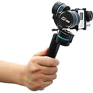 Top 10 Best 3 Axis Gimbals in 2017 - Buyer's Guide (December. 2017)