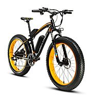 Top 10 Best Electric Mountain Bikes 2017 - Buyer's Guide (December. 2017)