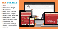 Latest Responsive Magento Theme by Plaza-Themes