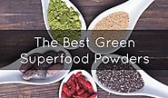 Powdered superfoods